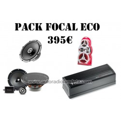 PACK FOCAL ECO